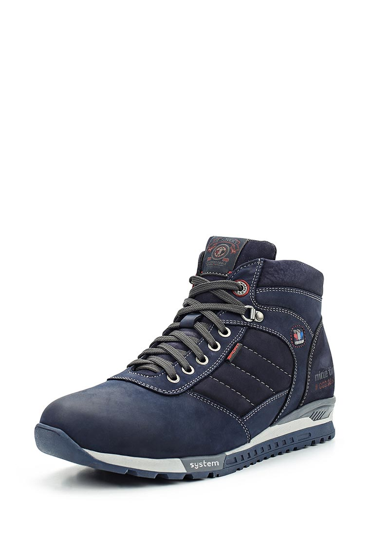 Спортивные мужские ботинки Nine Lines 7432-12-2