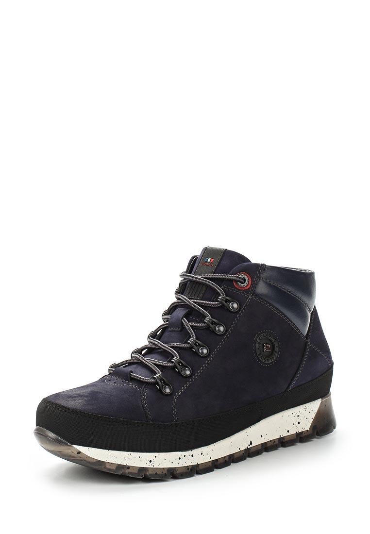 Мужские ботинки Nine Lines 7526-12.1-17