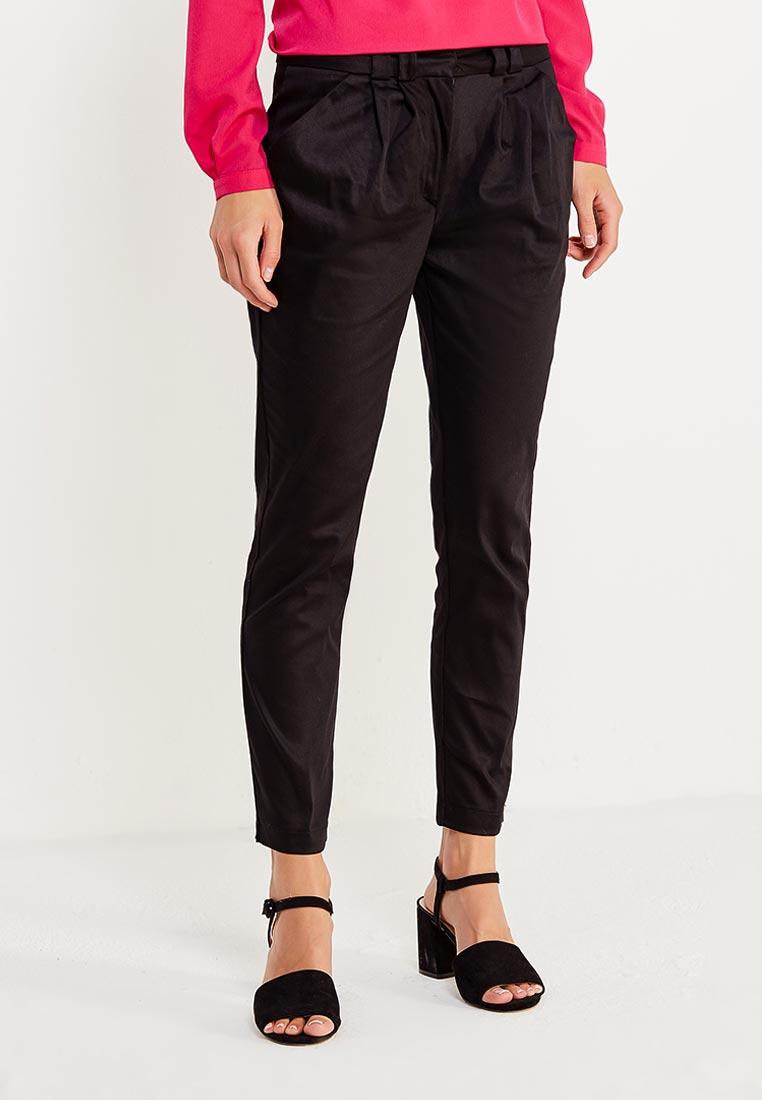 Женские зауженные брюки Nife sd01_black