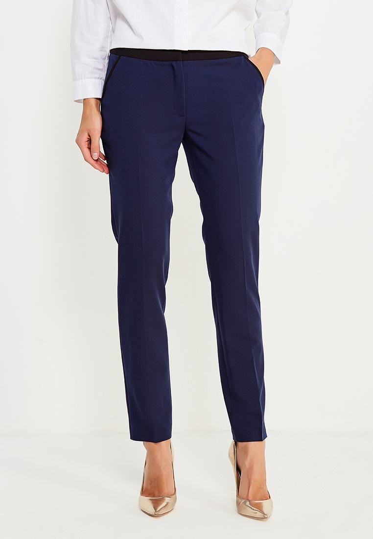 Женские зауженные брюки Nife sd07_dark blue
