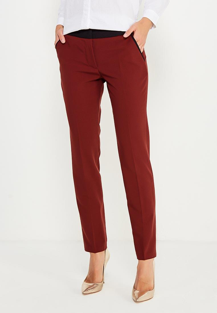 Женские зауженные брюки Nife sd07_maroon