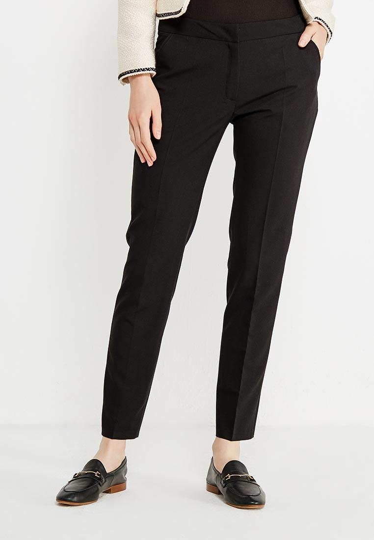 Женские классические брюки Nife sd09_black