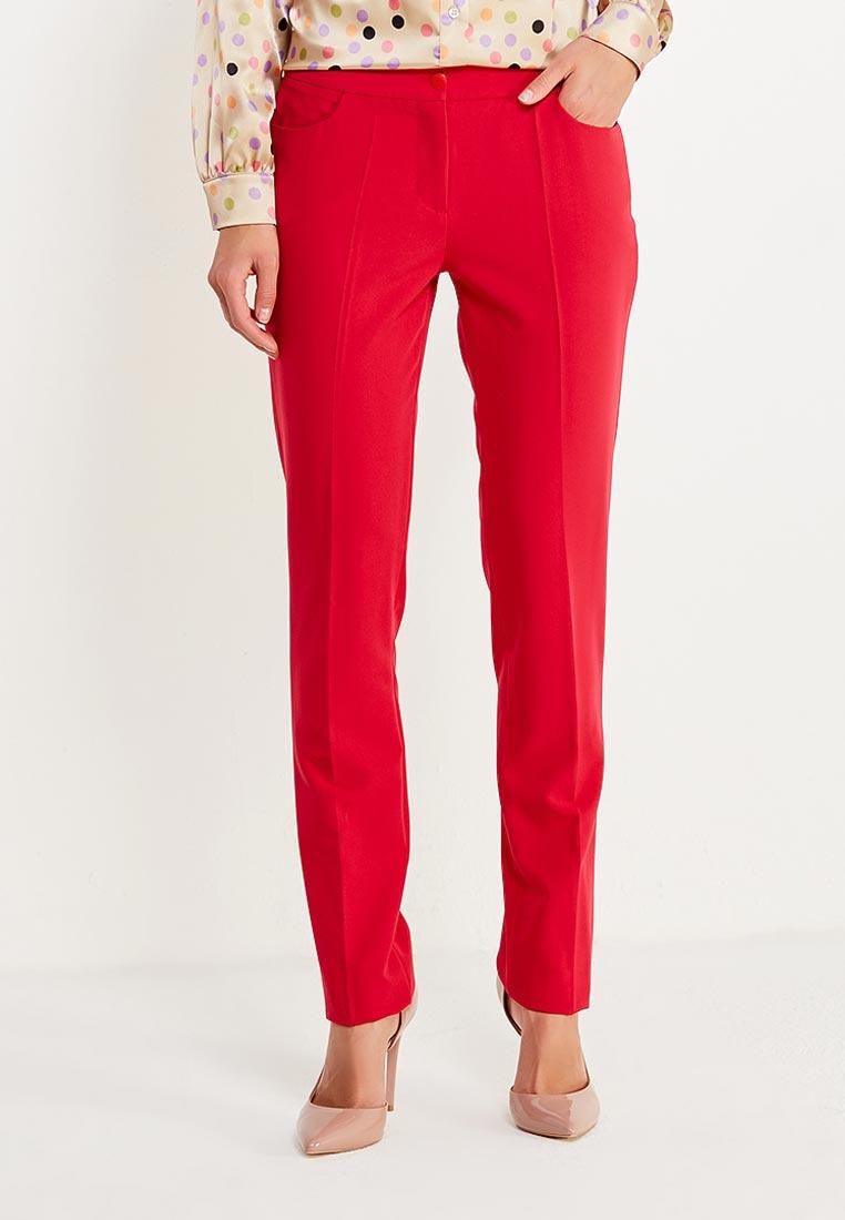 Женские зауженные брюки Nife sd25_red