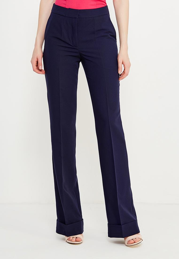 Женские классические брюки Nife sd26_navy blue