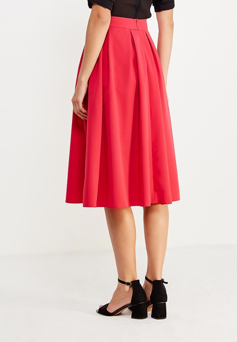 Широкая юбка Nife SP27fuchsia