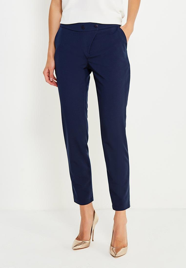 Женские зауженные брюки Nife sd23_navy