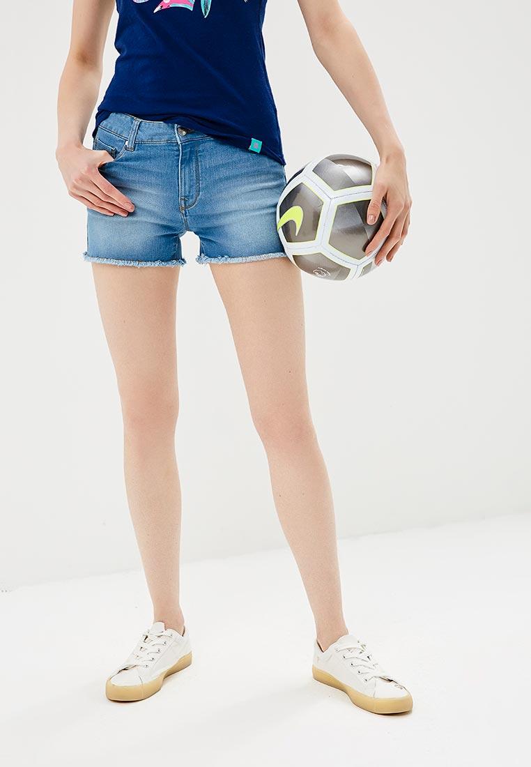 Женские джинсовые шорты Nice & Chic 5112058