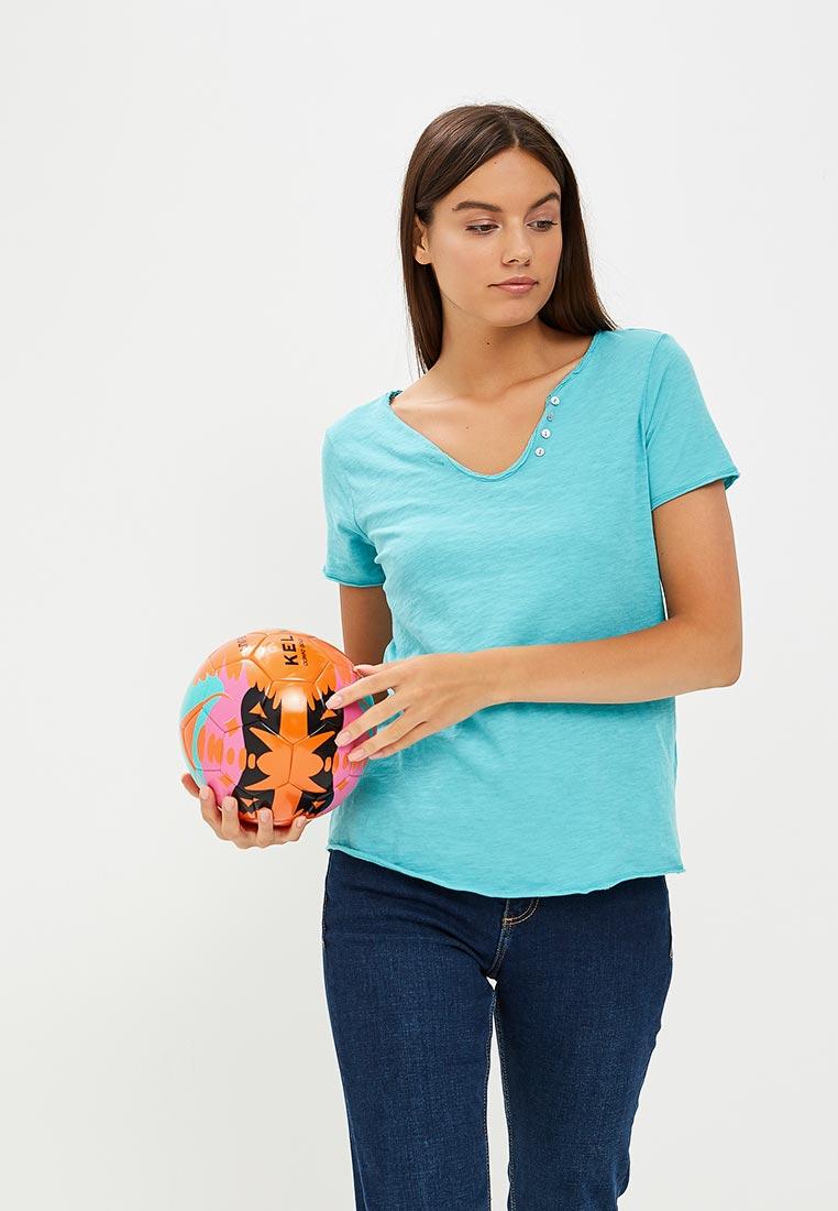 Футболка с коротким рукавом Nice & Chic 5080827