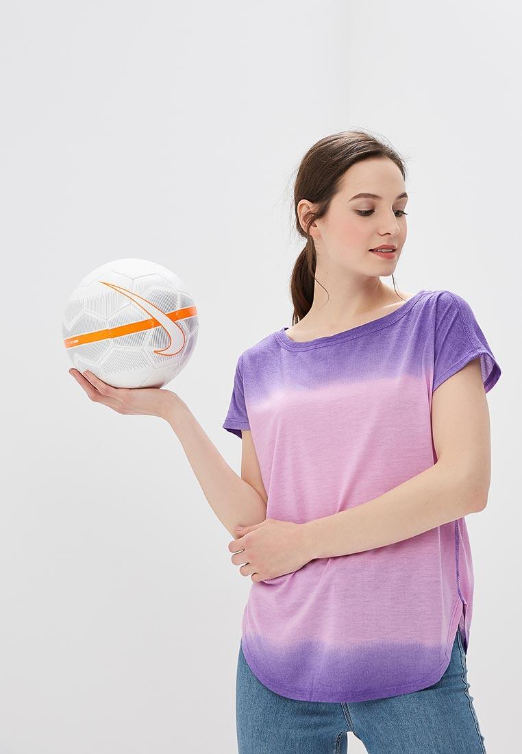 Футболка с коротким рукавом Nice & Chic 5080996
