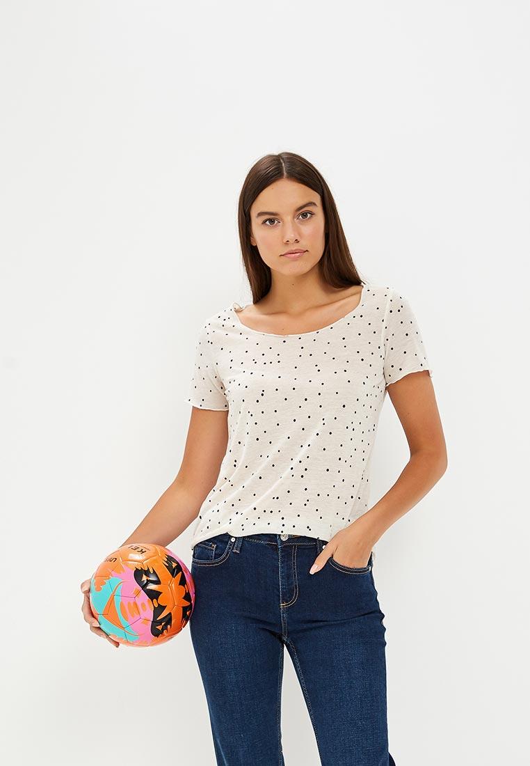 Футболка с коротким рукавом Nice & Chic 5113594