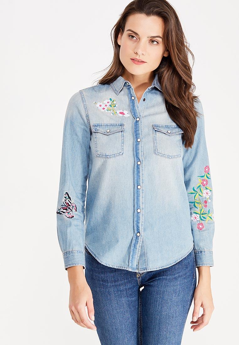 Женские джинсовые рубашки Nice & Chic 6597926
