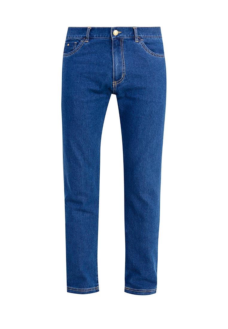 Мужские прямые джинсы Nisko 753