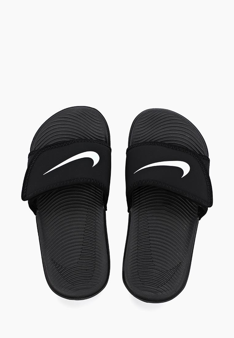 Сланцы для мальчиков Nike (Найк) 819344-001: изображение 2