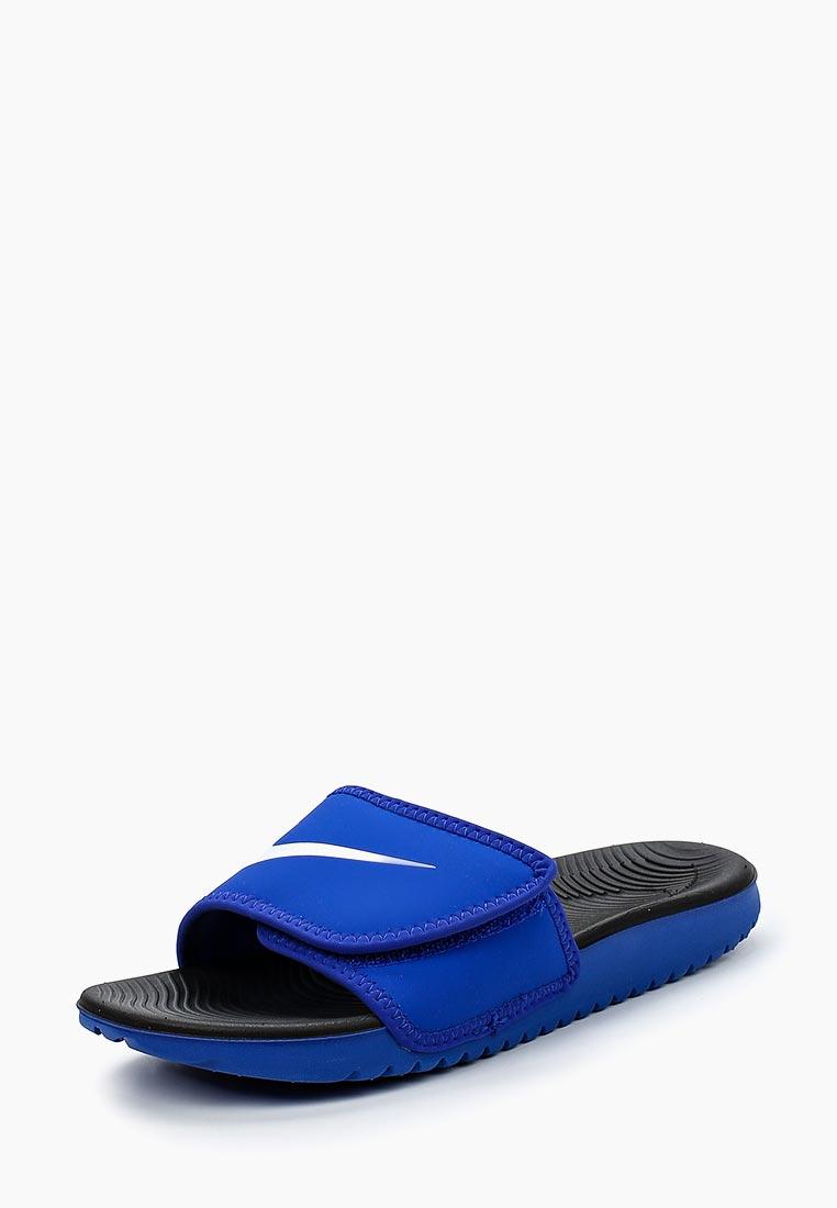Сланцы для мальчиков Nike (Найк) 819344-401