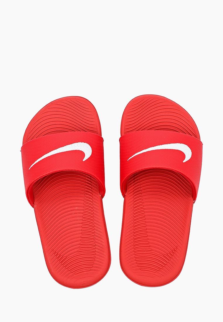 Сланцы для мальчиков Nike (Найк) 819352-600: изображение 2