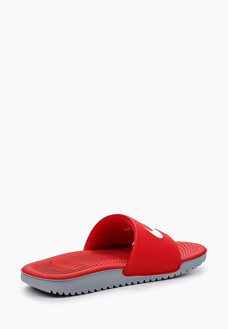 Сланцы для мальчиков Nike (Найк) 819352-600: изображение 3