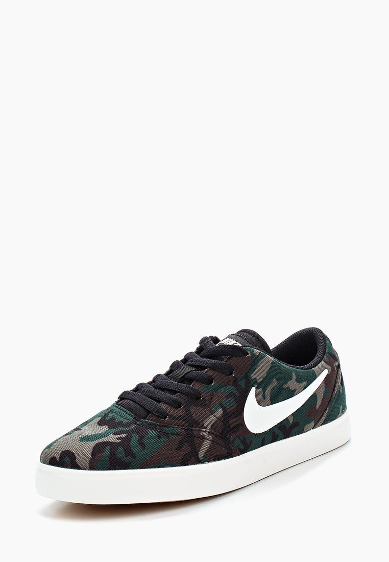 Кеды для мальчиков Nike (Найк) AO2983-001