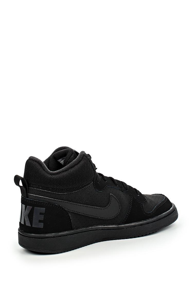 Кеды для мальчиков Nike (Найк) 839977-001: изображение 2