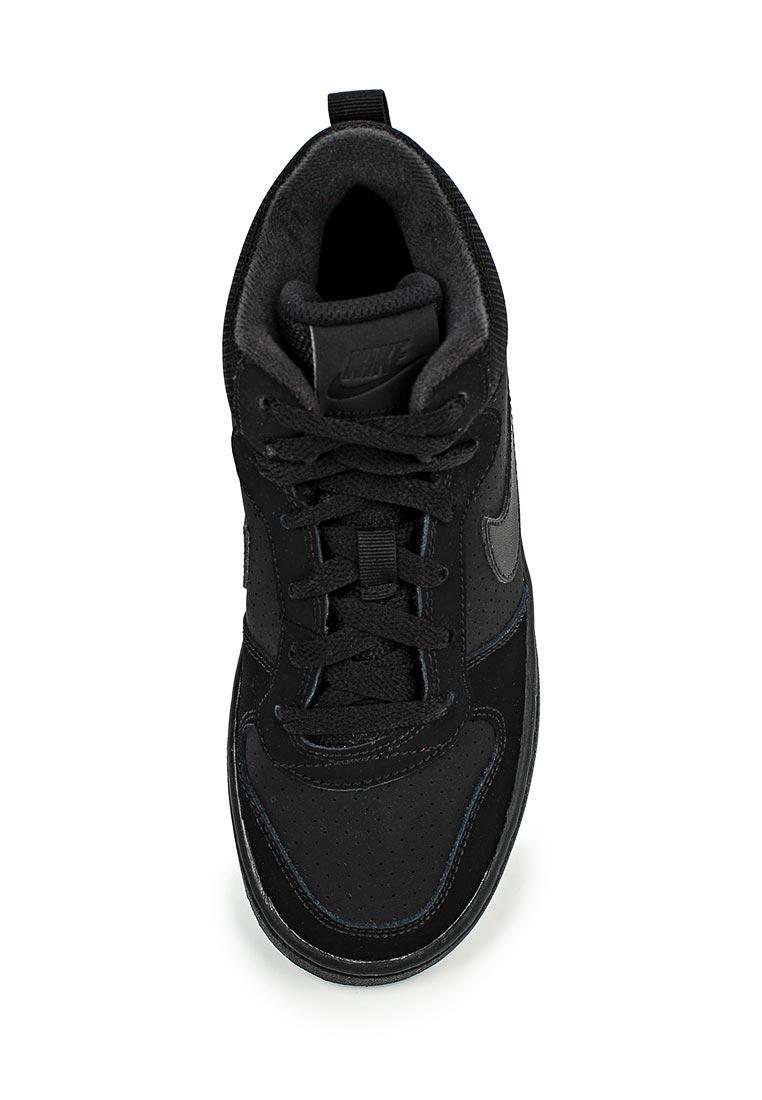 Кеды для мальчиков Nike (Найк) 839977-001: изображение 4