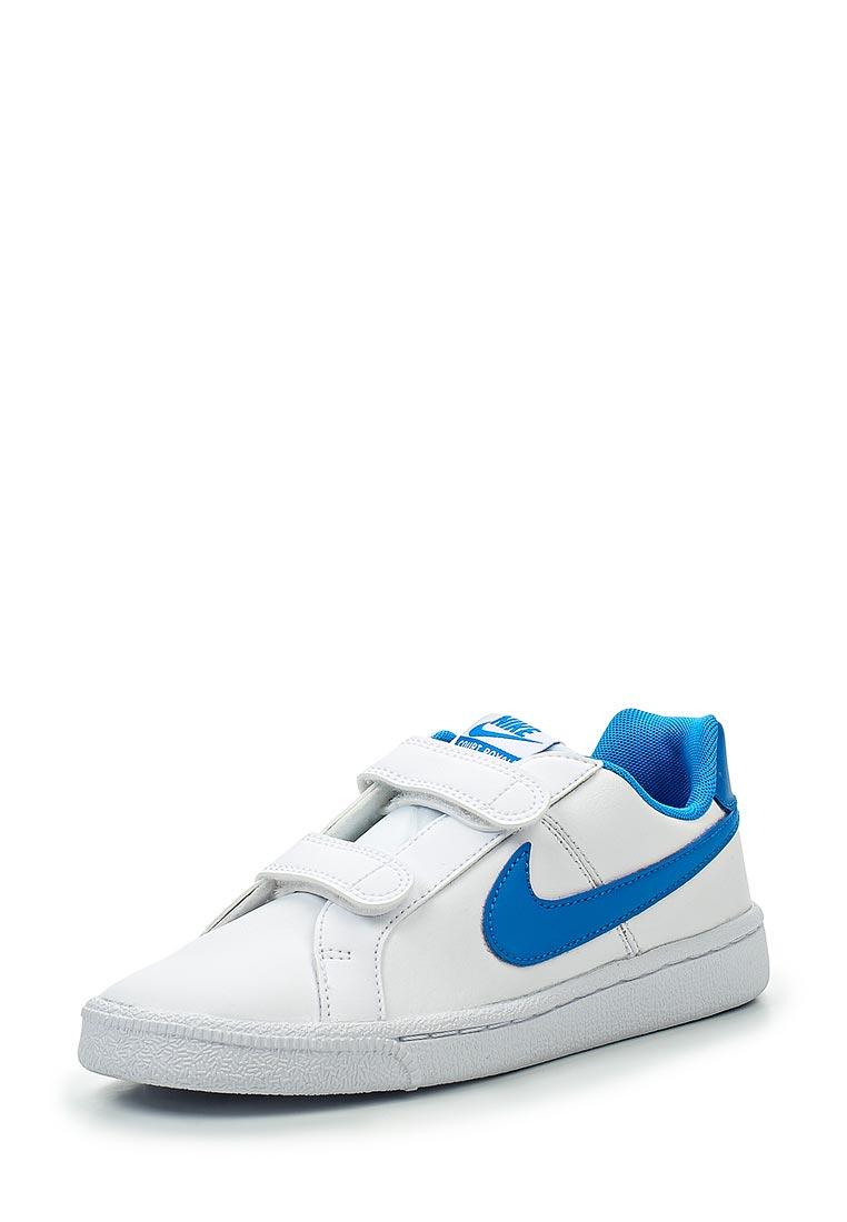 Кеды для мальчиков Nike (Найк) 833536-103