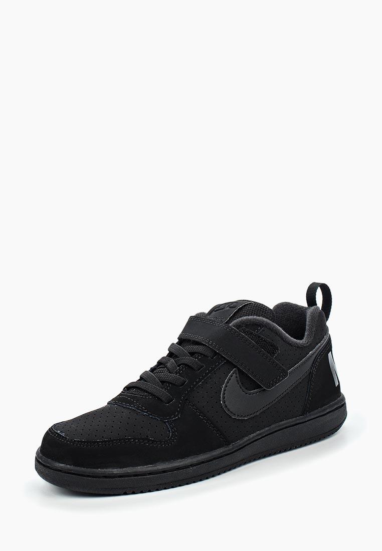 Кеды для мальчиков Nike (Найк) 870025-001: изображение 1
