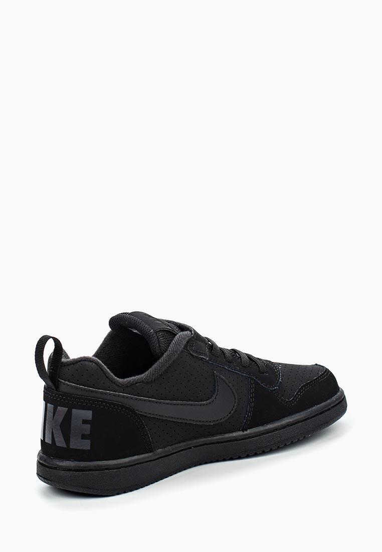 Кеды для мальчиков Nike (Найк) 870025-001: изображение 2