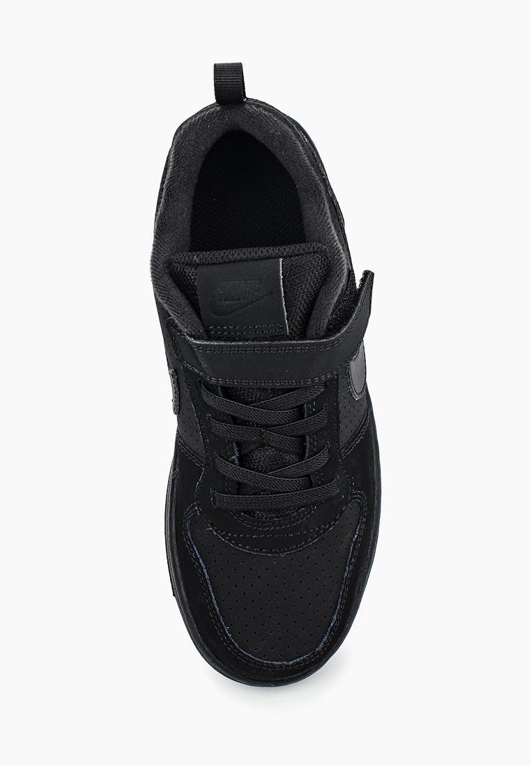 Кеды для мальчиков Nike (Найк) 870025-001: изображение 4