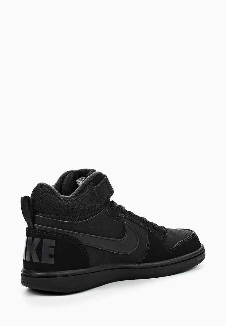 Кеды для мальчиков Nike (Найк) 870026-001: изображение 2