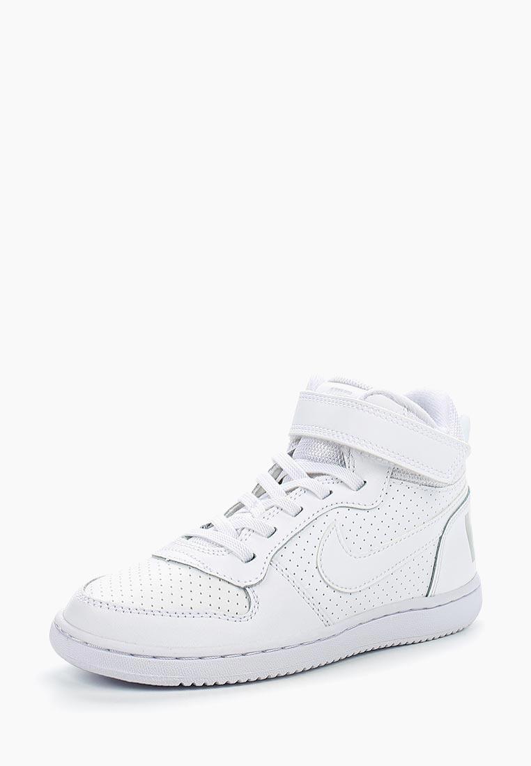 Кеды для мальчиков Nike (Найк) 870026-100: изображение 1