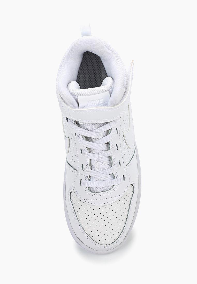 Кеды для мальчиков Nike (Найк) 870026-100: изображение 4