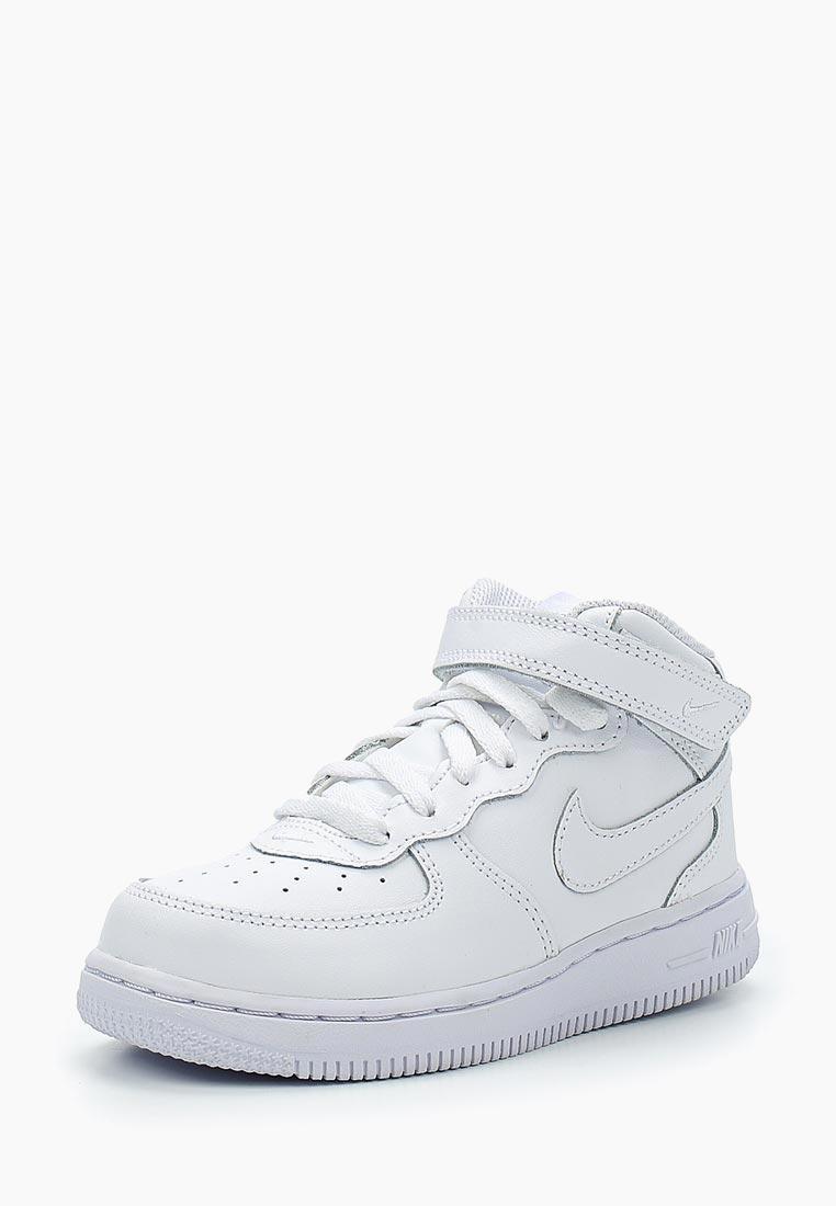 Кеды для мальчиков Nike (Найк) 314197-113: изображение 1