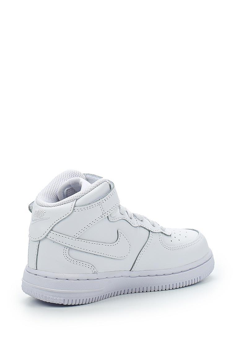 Кеды для мальчиков Nike (Найк) 314197-113: изображение 2