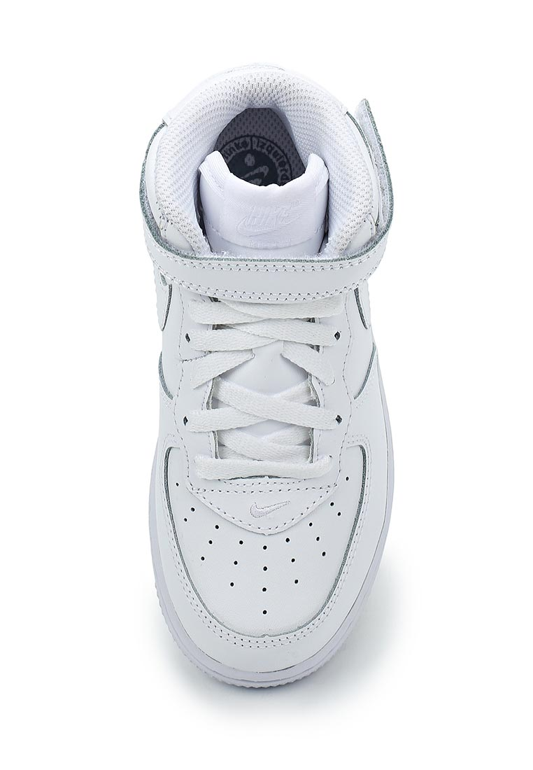 Кеды для мальчиков Nike (Найк) 314197-113: изображение 4