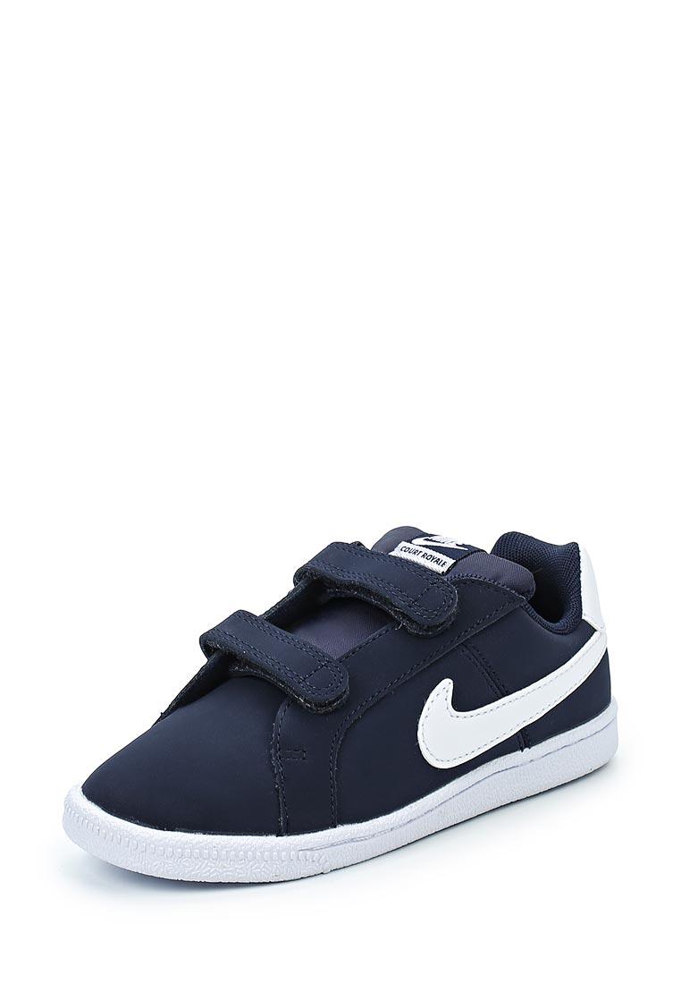 Кеды для мальчиков Nike (Найк) 833537-400