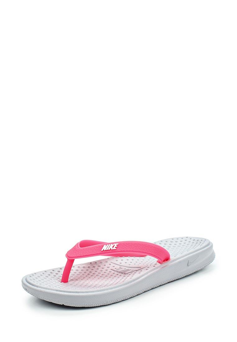 Сланцы для девочек Nike (Найк) 882828-001