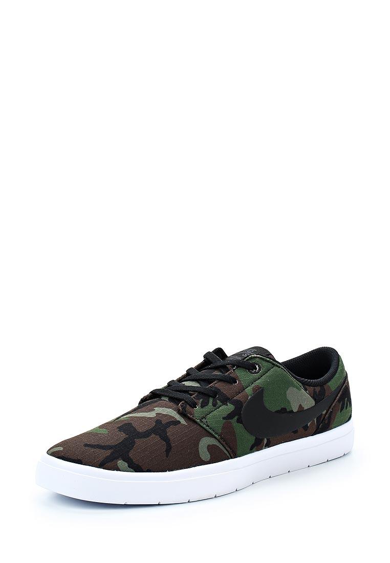 Мужские кеды Nike (Найк) 880271-004