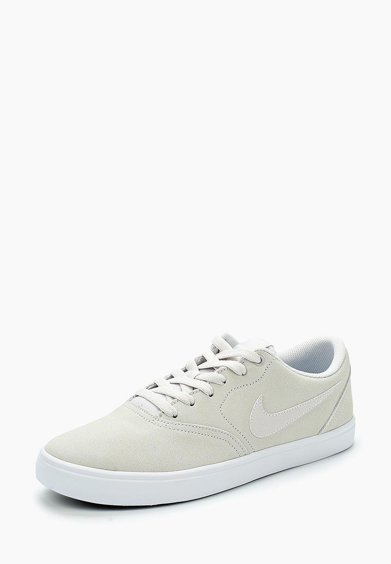 Мужские кеды Nike (Найк) 843895-007