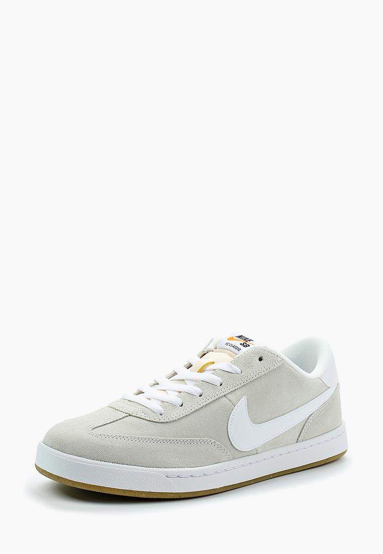 Мужские кеды Nike (Найк) 909096-111