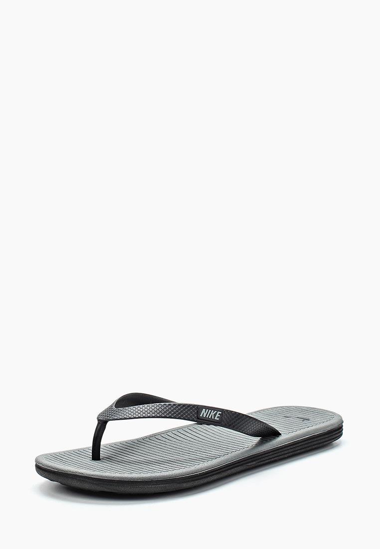Мужская резиновая обувь Nike (Найк) 488160-090: изображение 1