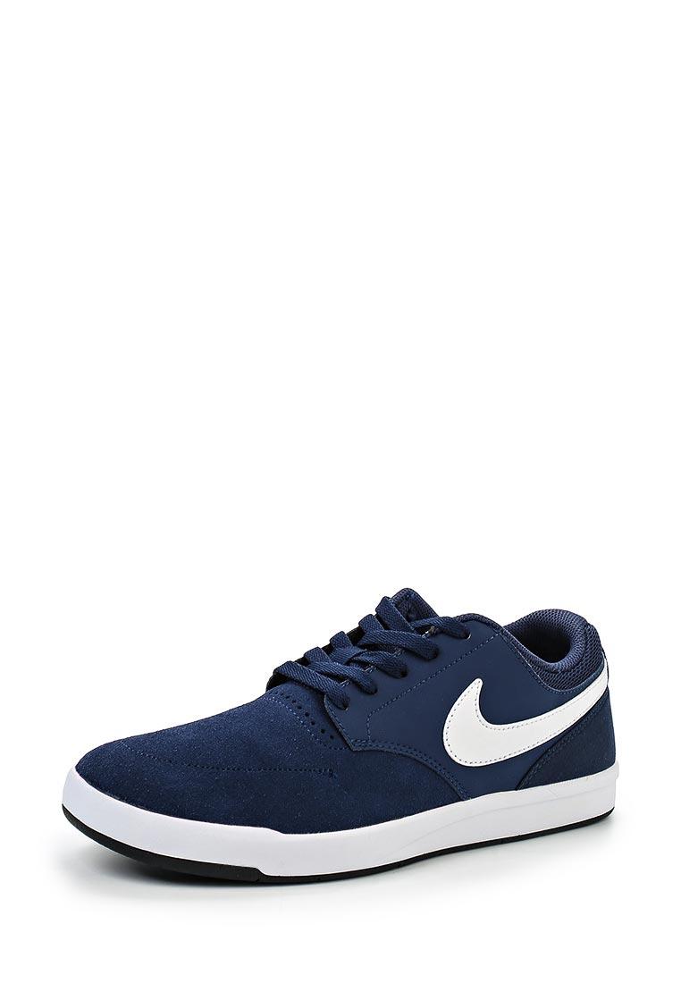 Мужские кеды Nike (Найк) 749477-410