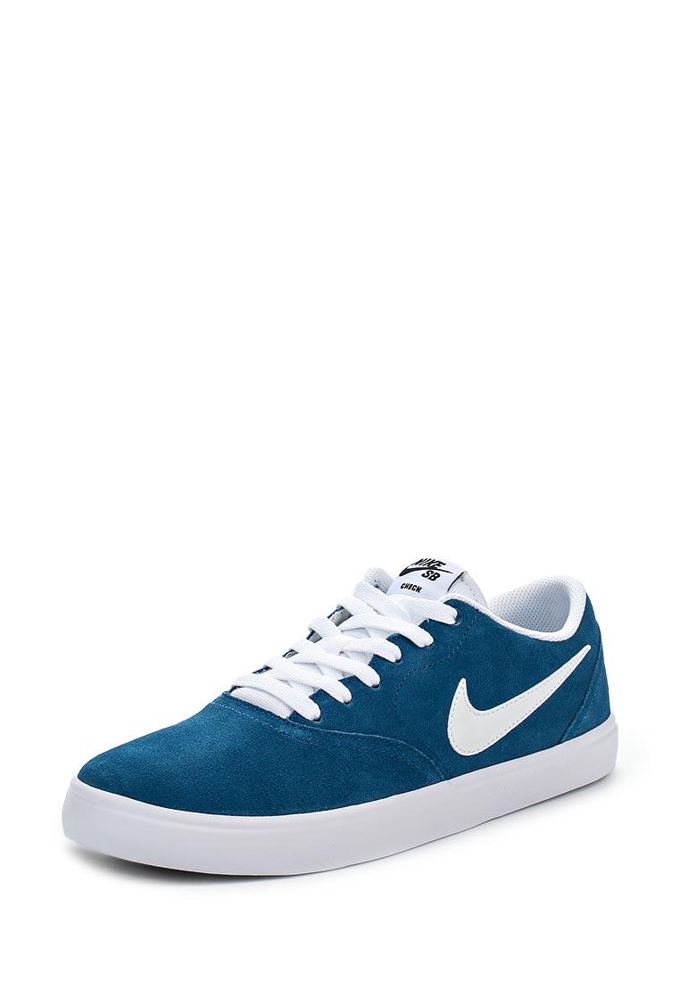 Мужские кеды Nike (Найк) 843895-410