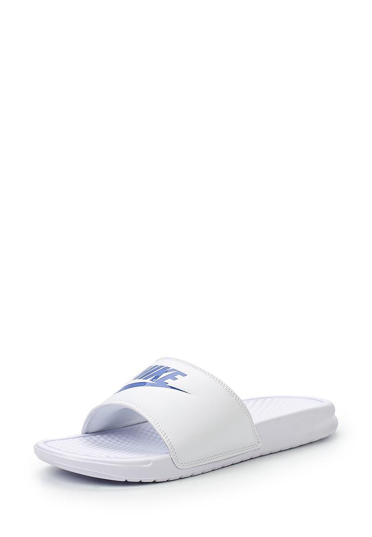 Мужские сланцы Nike (Найк) 343880-102