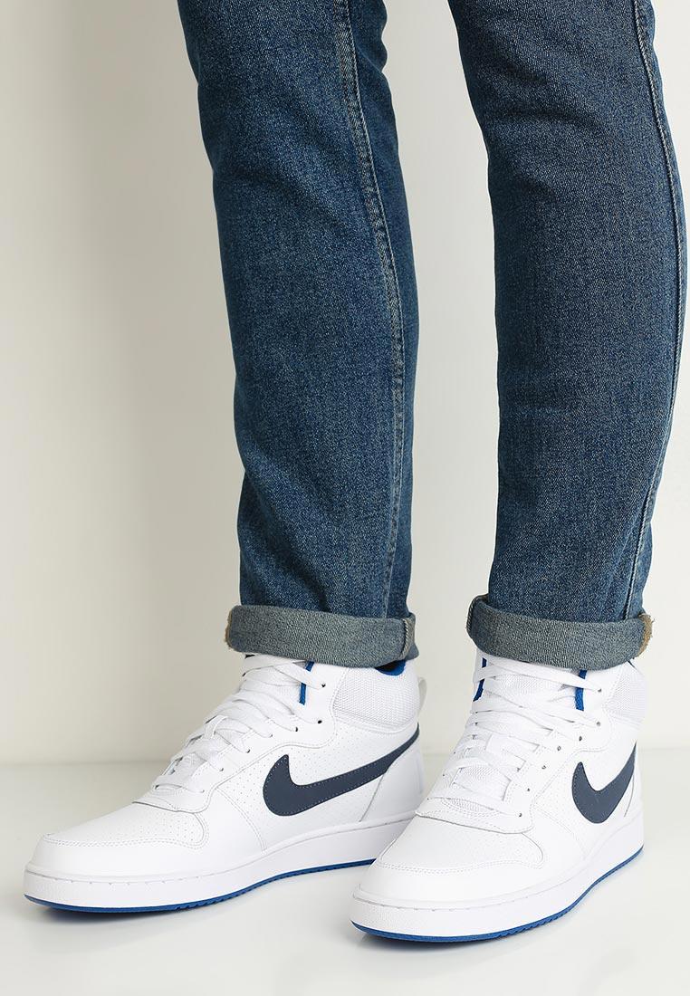 Мужские кеды Nike (Найк) 838938-103: изображение 1