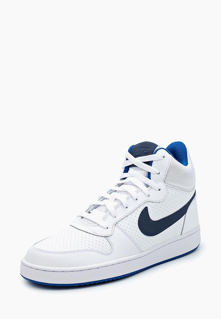 Мужские кеды Nike (Найк) 838938-103: изображение 2
