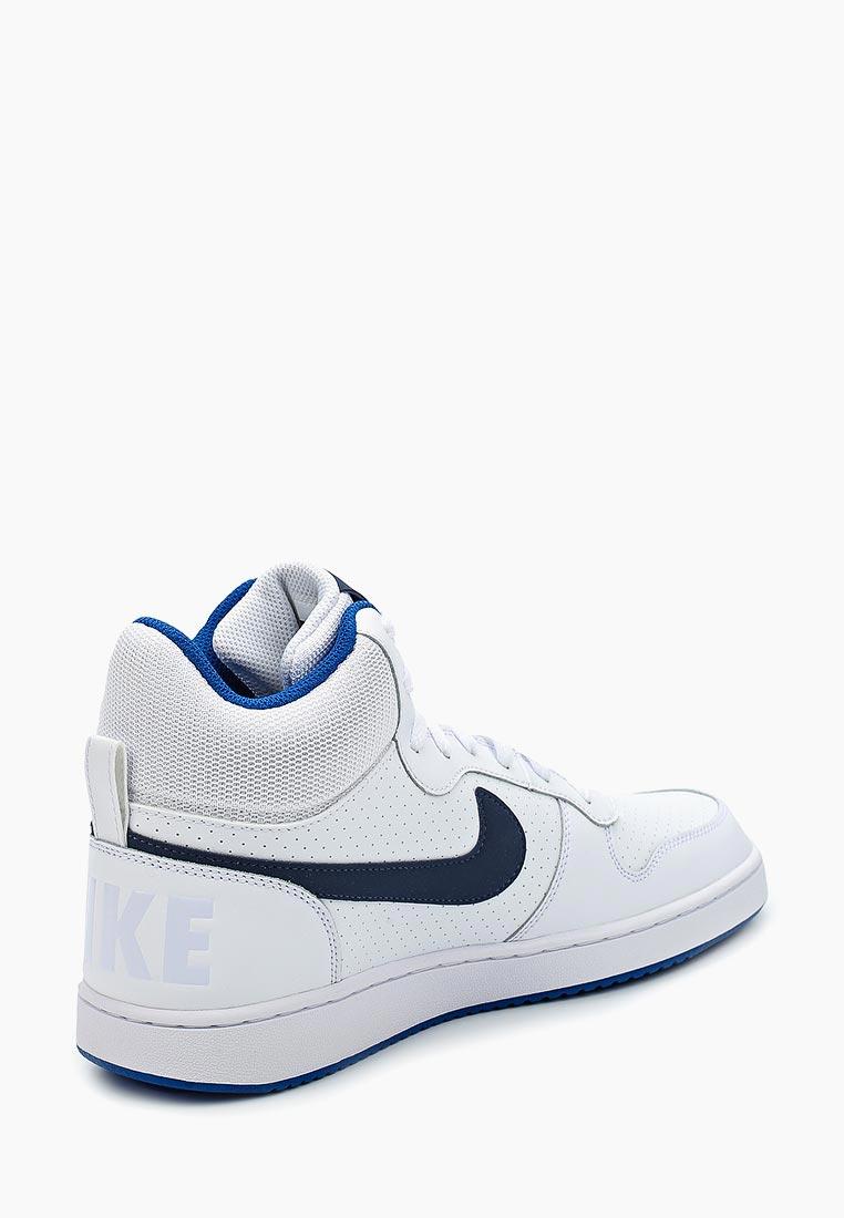 Мужские кеды Nike (Найк) 838938-103: изображение 3
