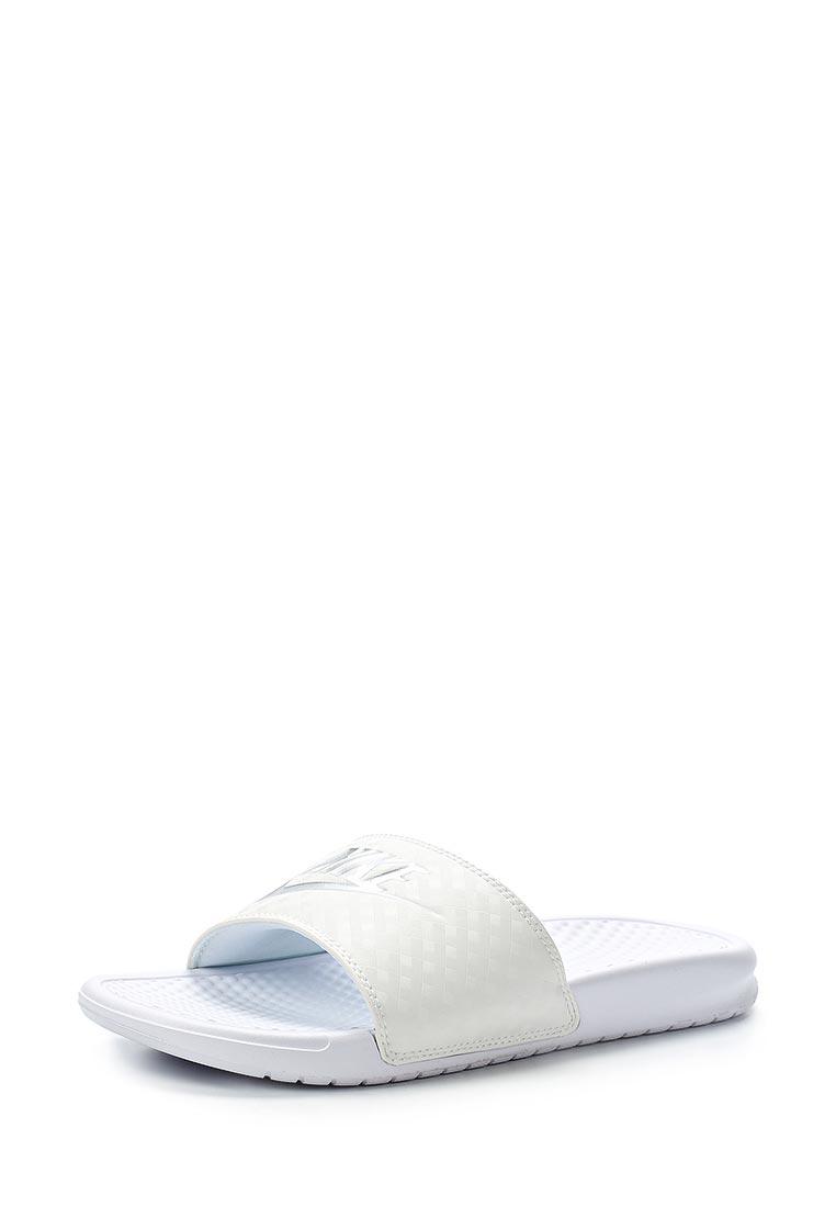 Женские сланцы Nike (Найк) 343881-102