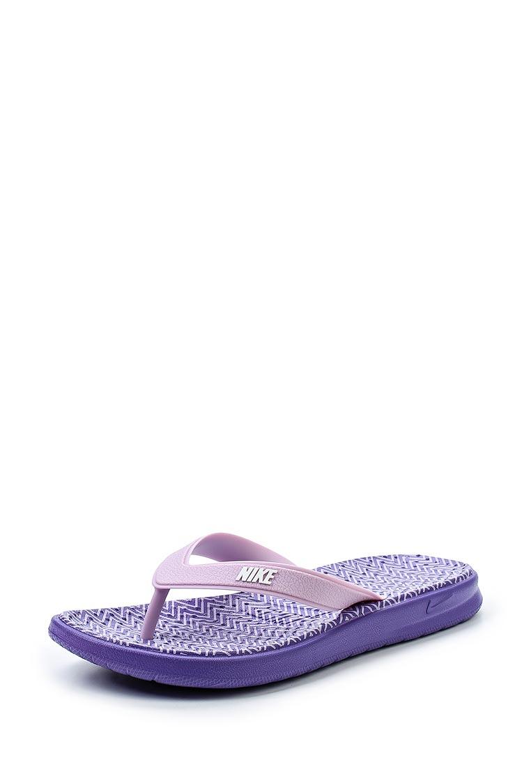 Женские сланцы Nike (Найк) 882696-500