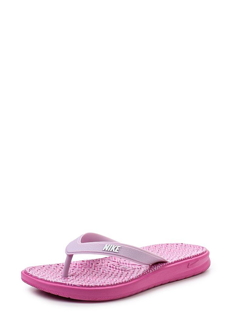 Женские сланцы Nike (Найк) 882696-600