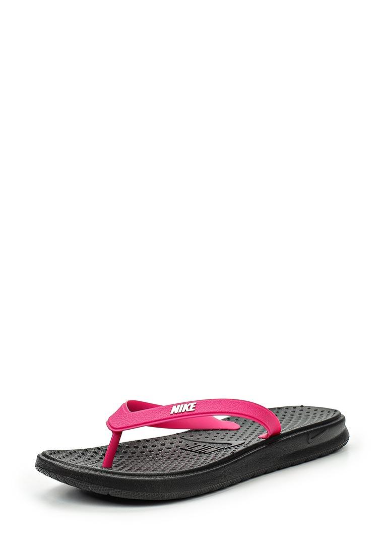 Женские сланцы Nike (Найк) 882699-001