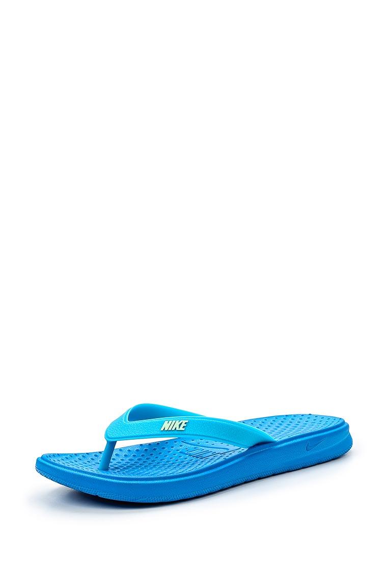 Женские сланцы Nike (Найк) 882699-400
